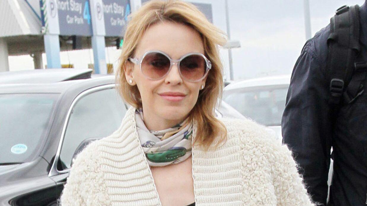 Kylie Minogue: nostalgique de sa jeunesse
