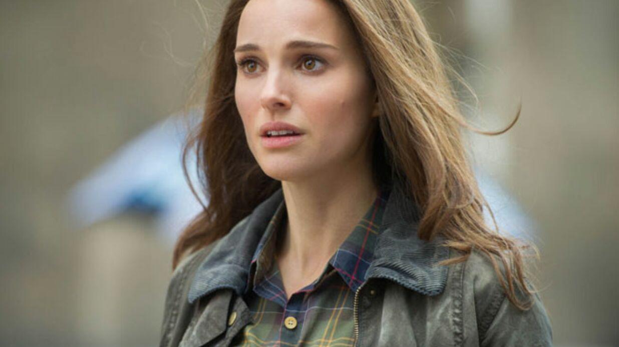 Natalie Portman aurait aimé être moins sage