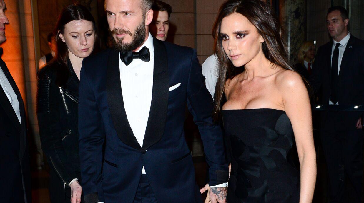 Les Beckham vendent leur maison en France