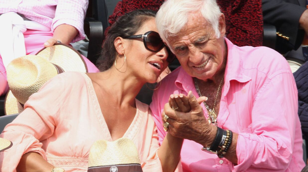 Jean-Paul Belmondo se sépare de Barbara Gandolfi