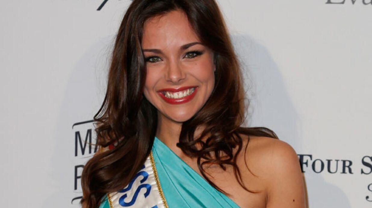Marine Lorphelin «soulagée» de ne pas être Miss Monde