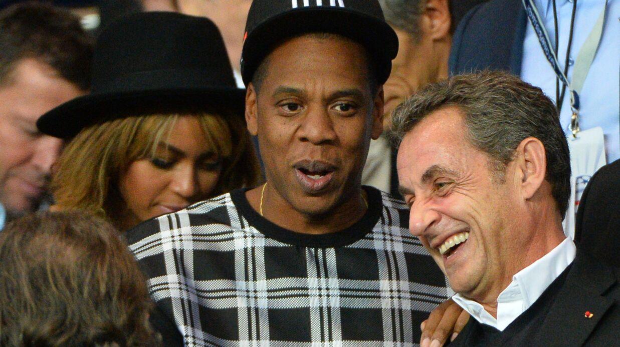 PHOTOS Jay-Z, Beyoncé, Nicolas Sarkozy, Patrick Bruel… ils étaient TOUS au match PSG-Barcelone