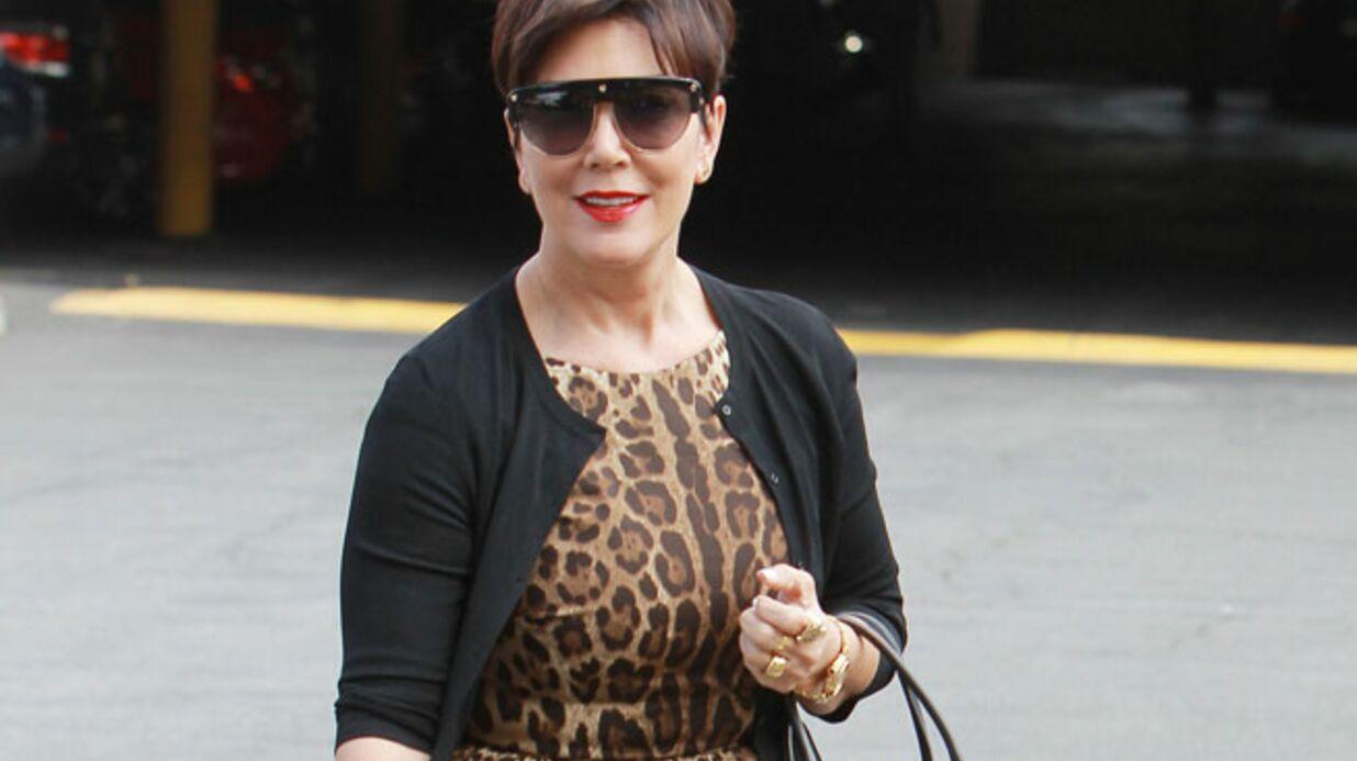 La mère de Kim Kardashian a sa propre sextape!
