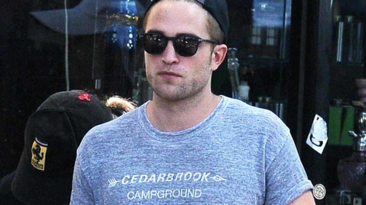 Robert Pattinson n'assume plus vraiment Twilight
