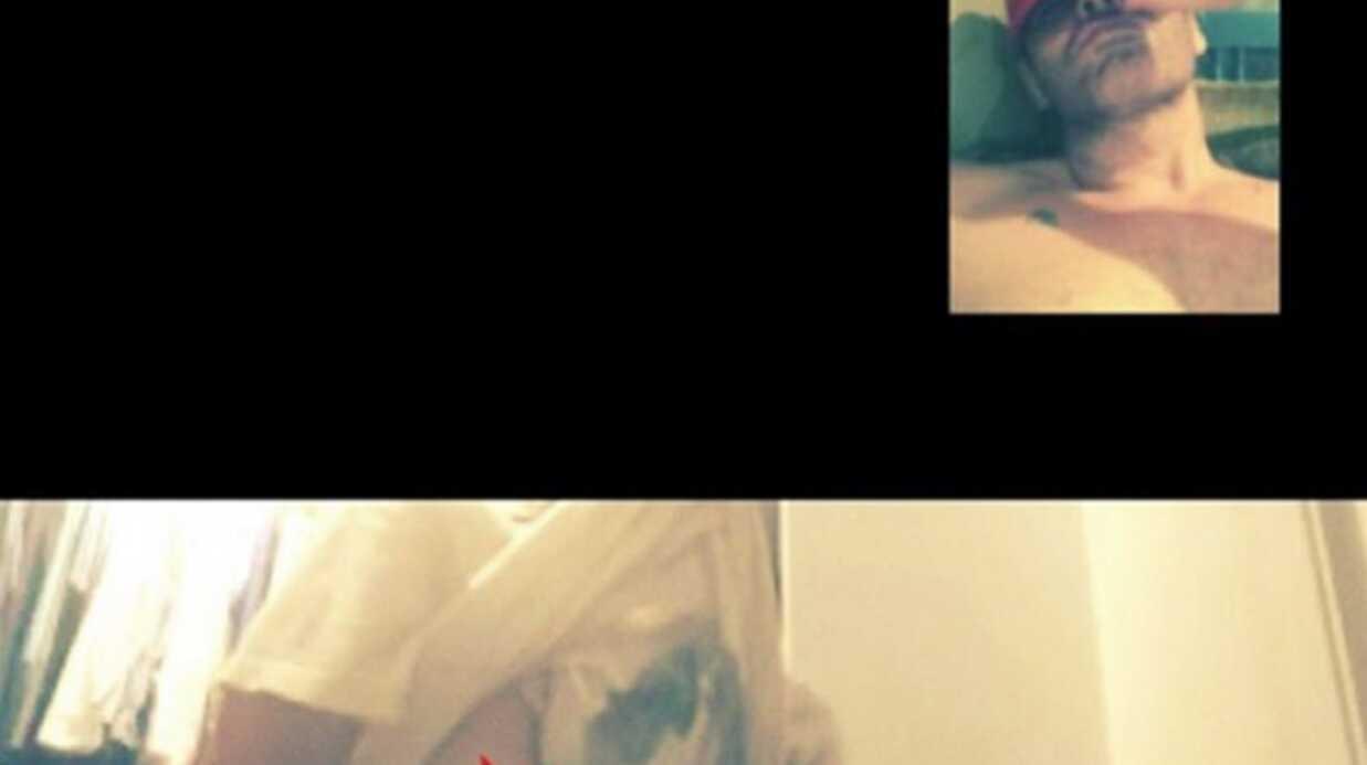 PHOTOS Miley Cyrus complètement nue pour des selfies provoc'
