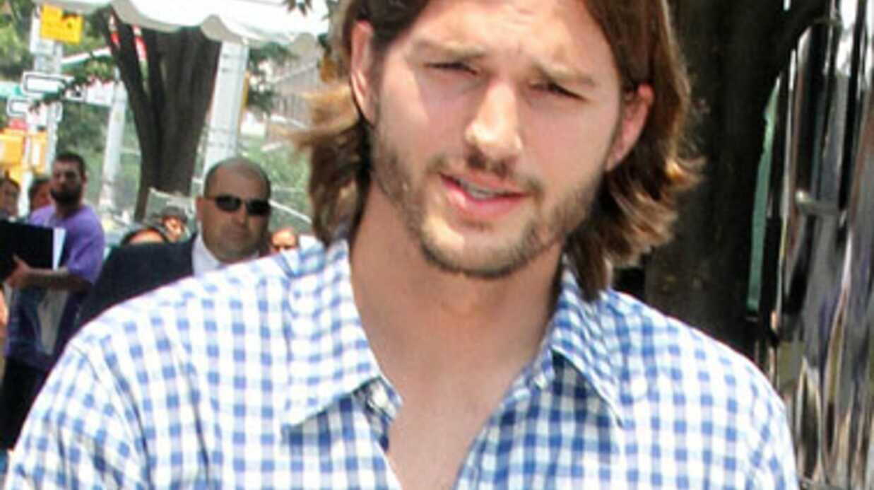 Ashton Kutcher: tensions sur le tournage de Mon Oncle Charlie