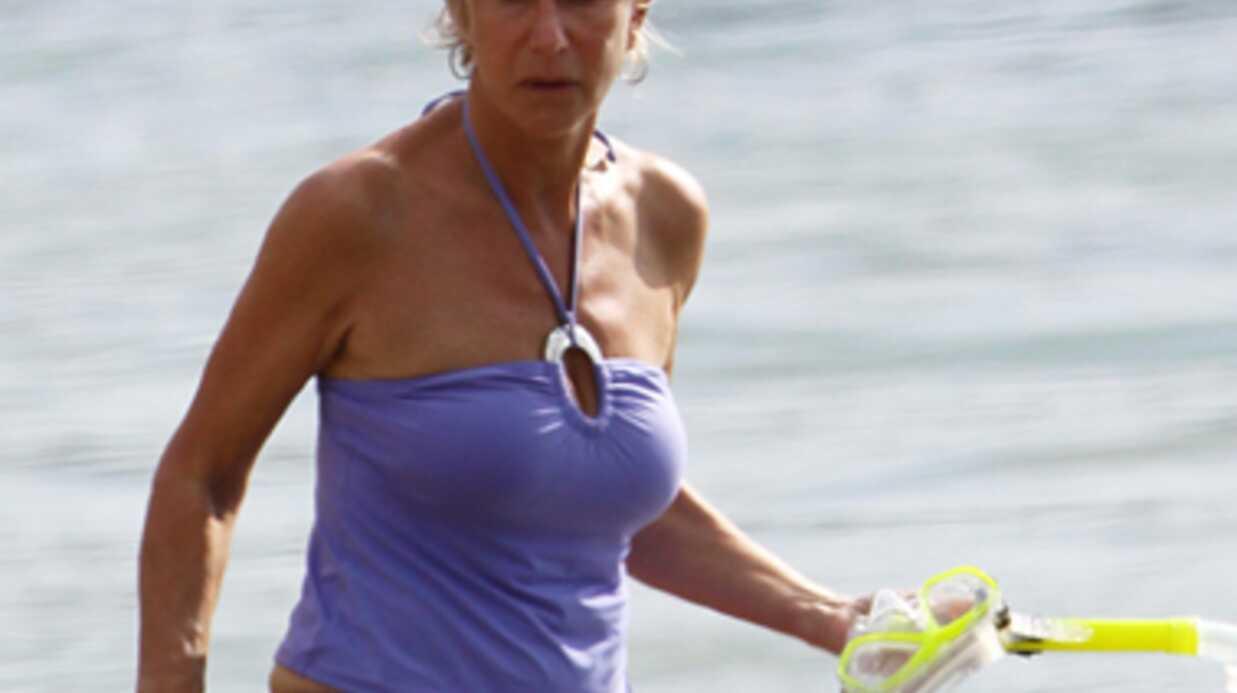 Sondage: Helen Mirren, 66 ans, sacrée corps de l'année!