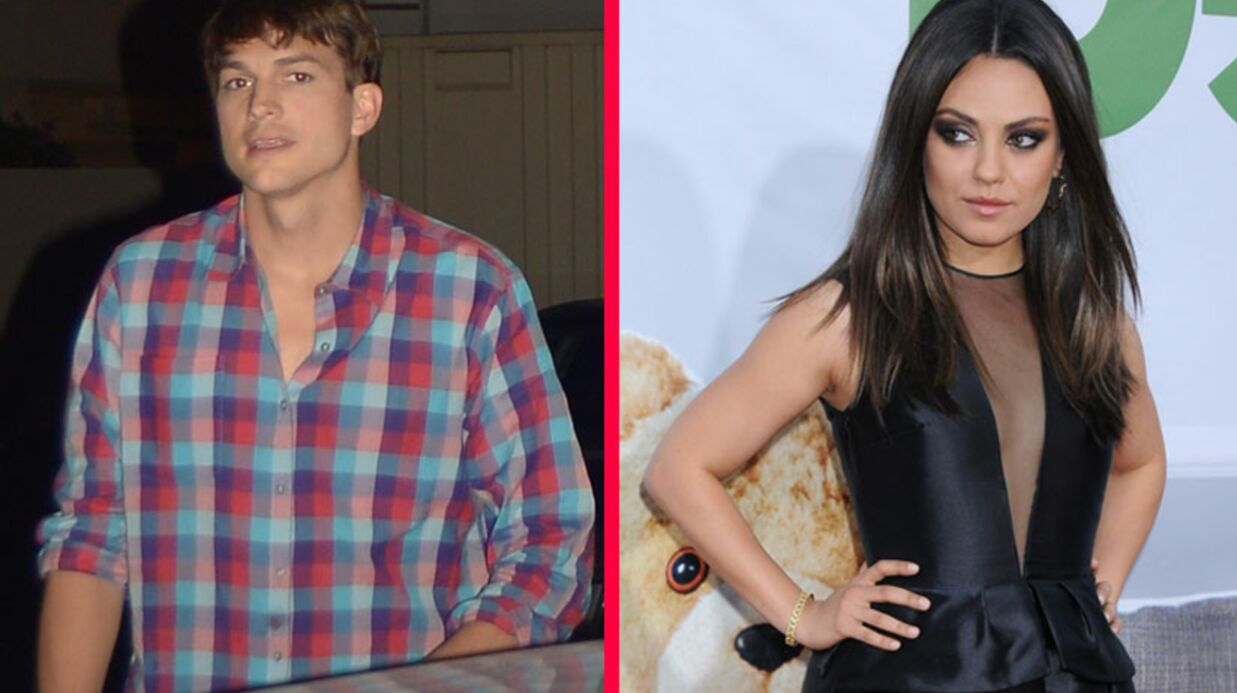 Mila Kunis et Ashton Kutcher s'envolent en amoureux pour Bali