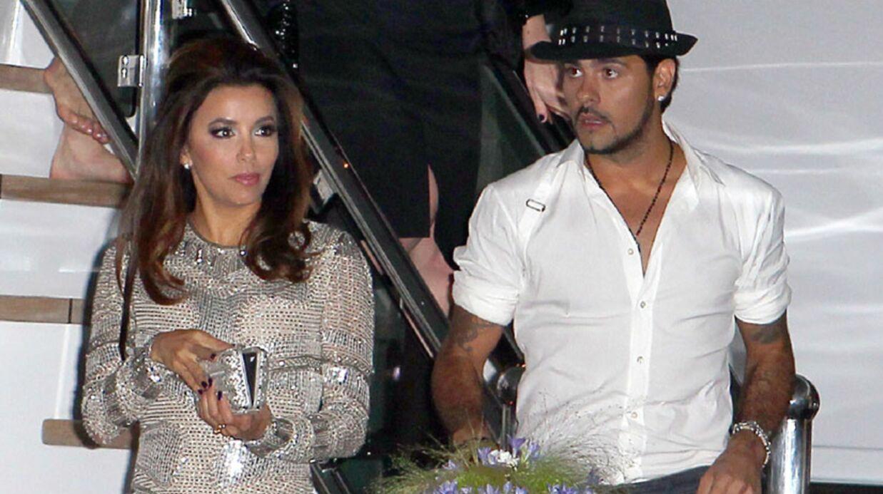 Eva Longoria et Eduardo Cruz: retrouvailles sans chaleur