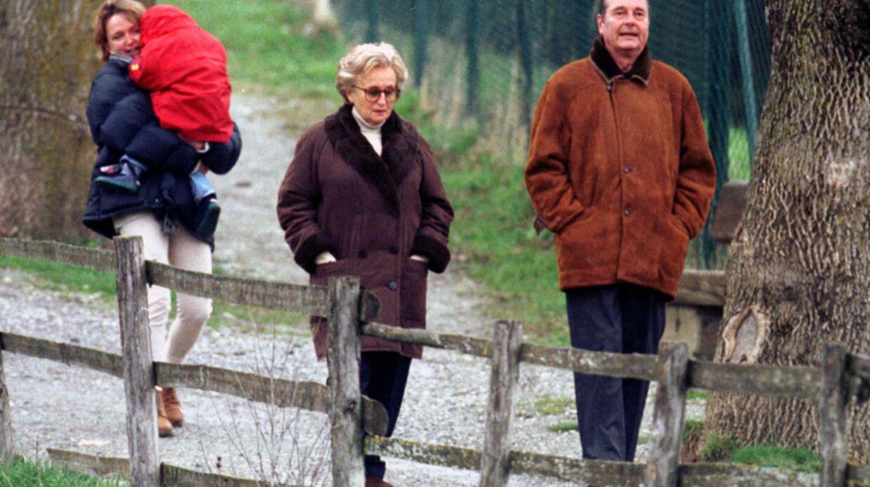 La fille de Jacques Chirac raconte la seule fois où il l'a giflée