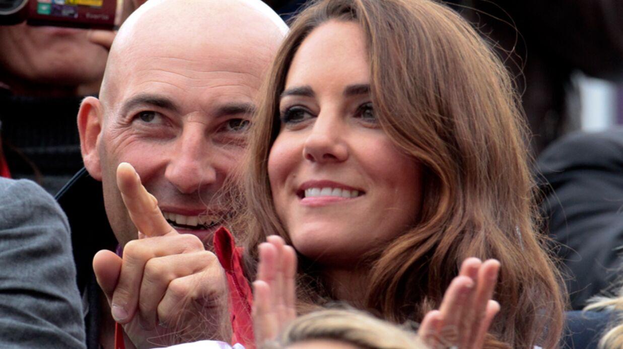 PHOTOS Nicolas Canteloup s'incruste entre Kate et William