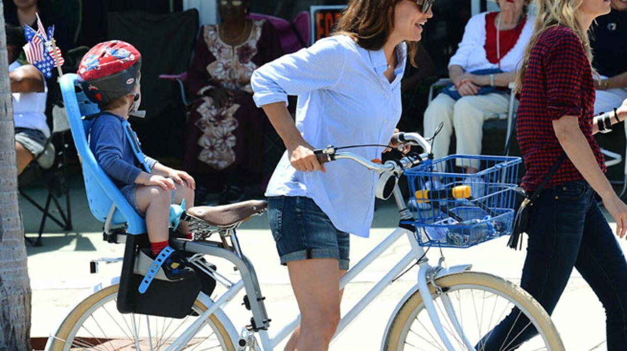 Jennifer Garner (encore) enceinte de son quatrième enfant?