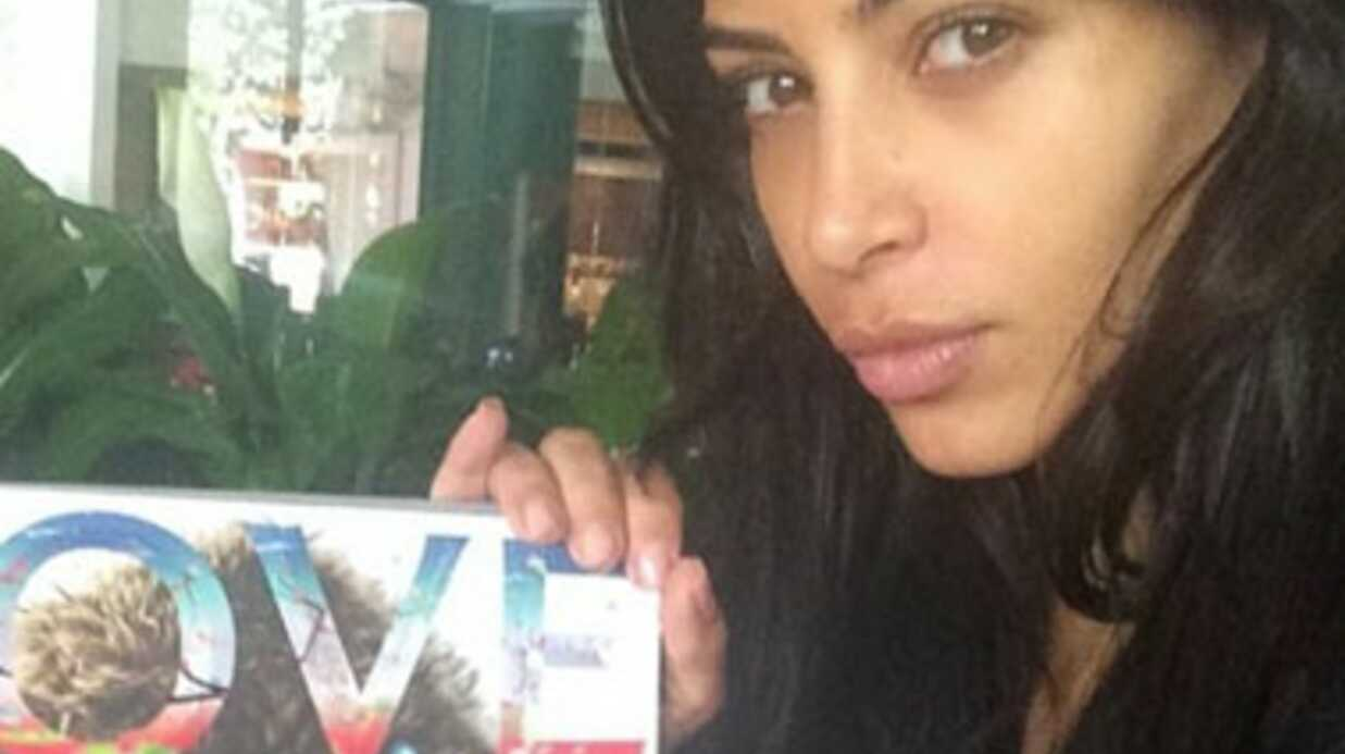 PHOTO Kim Kardashian nue pour fêter l'anniversaire d'un ami