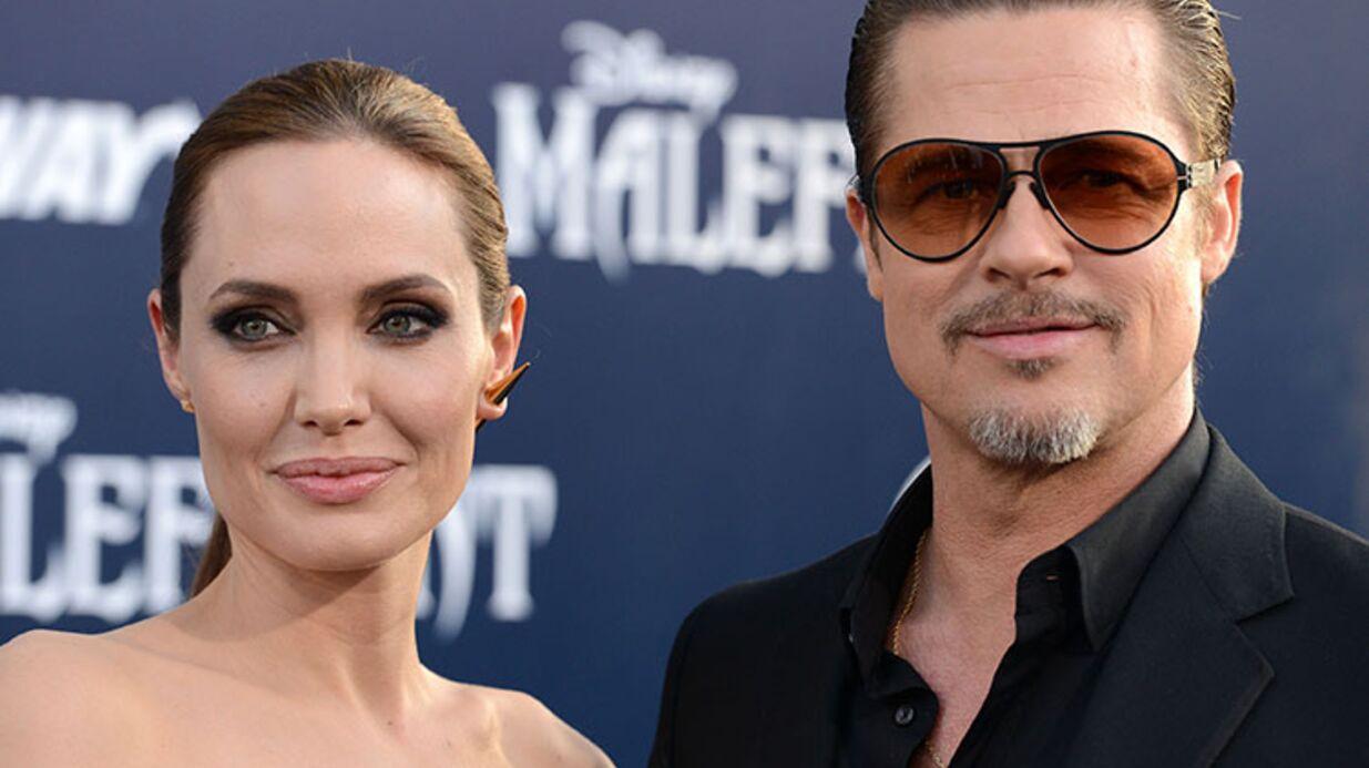 Brad Pitt et Angelina Jolie ne font pas l'unanimité dans leur village de France