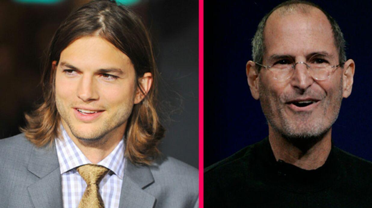 Ashton Kutcher dans la peau de Steve Jobs au cinéma