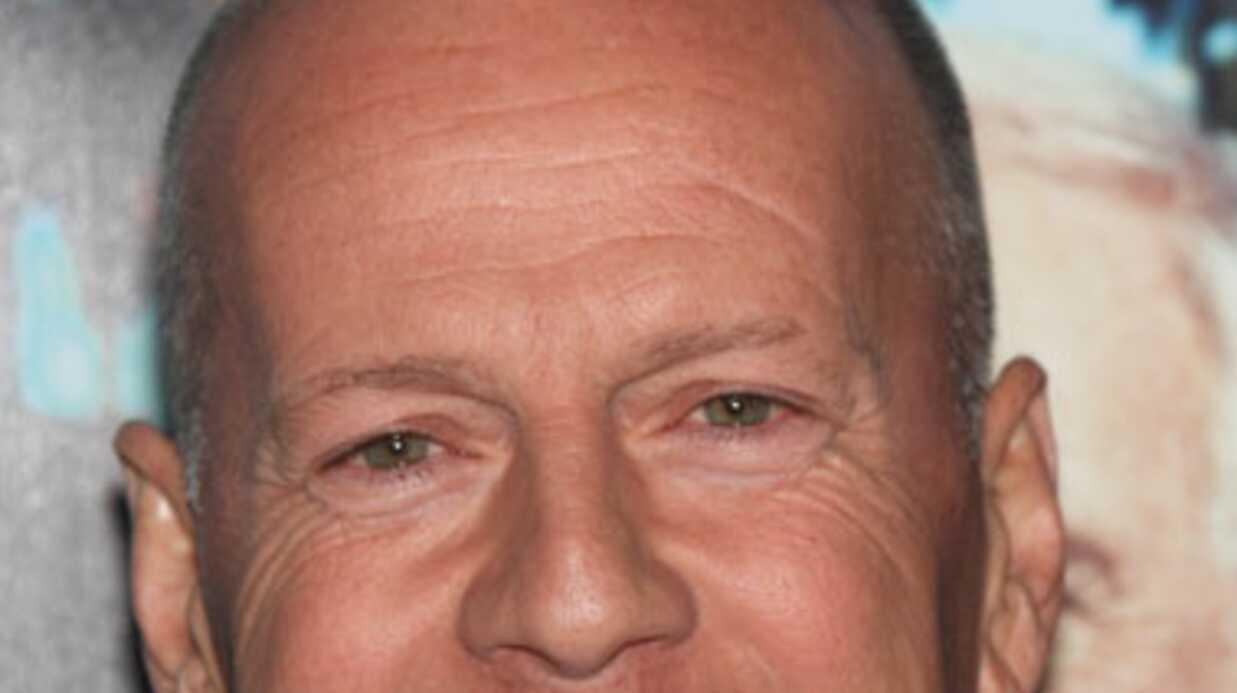 Bruce Willis papa pour la quatrième fois