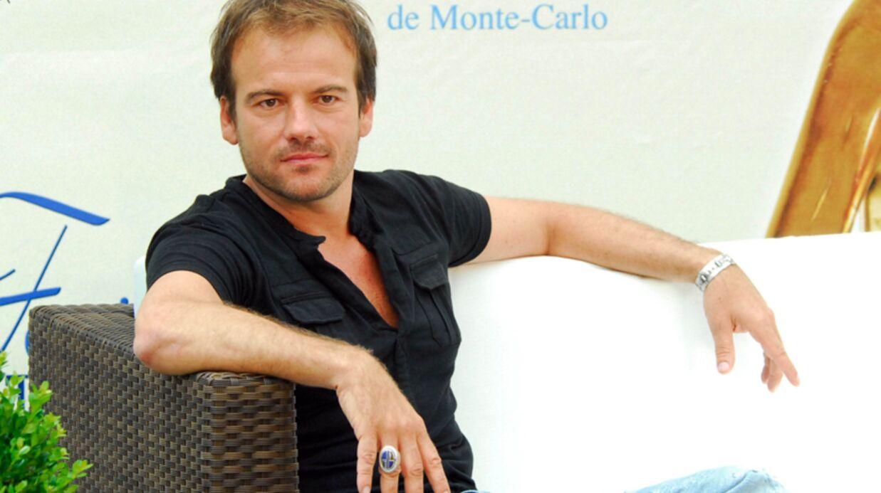 Plus Belle la vie: Stéphane Hénon (Lieutenant Boher) papa