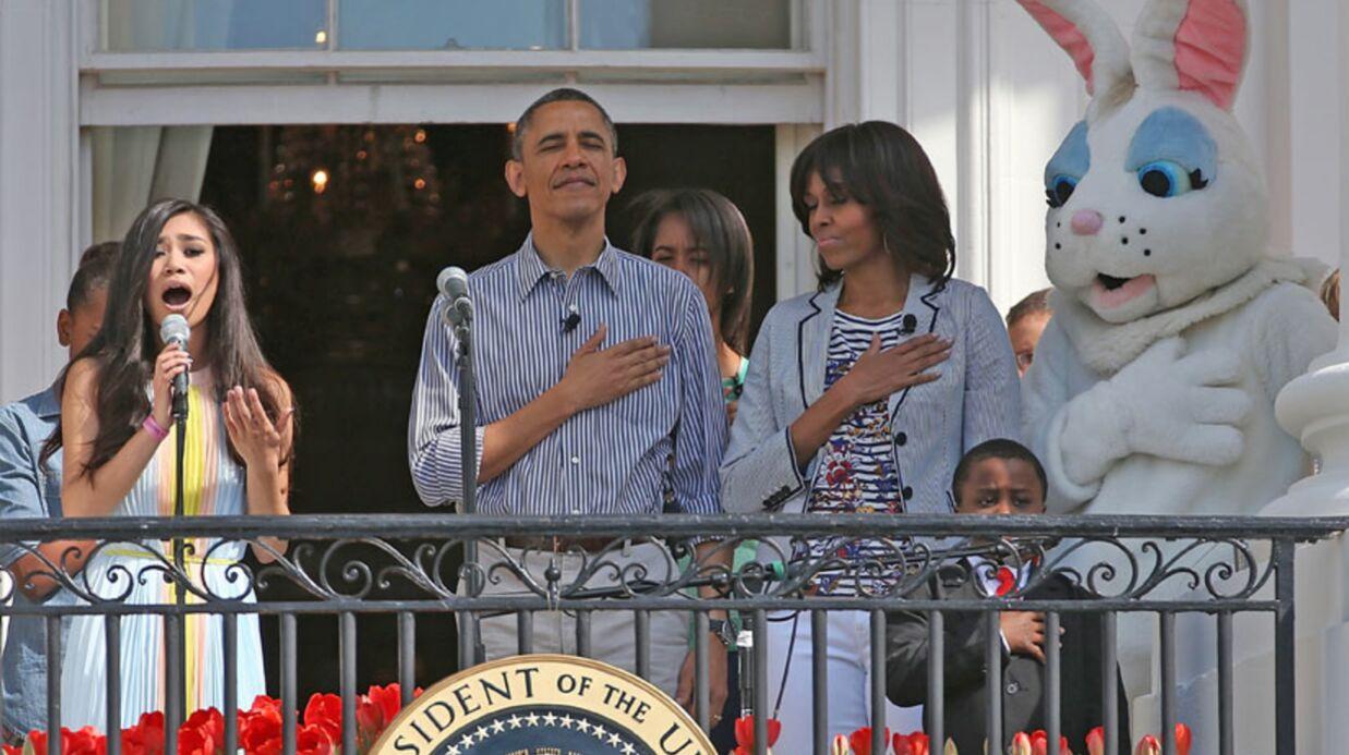 diapo la bonne blague de barack obama pour le 1er avril voici. Black Bedroom Furniture Sets. Home Design Ideas
