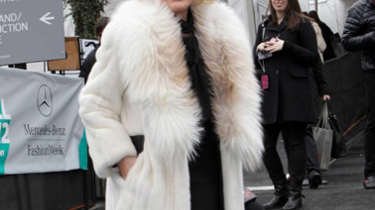 Joan Rivers se moque une nouvelle fois du poids d'Adele