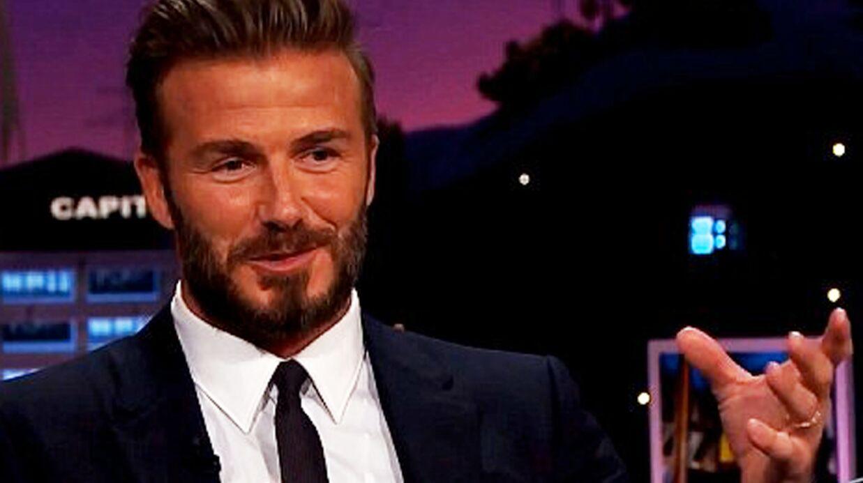 Sous la pression de Victoria, David Beckham rase sa barbe de hipster