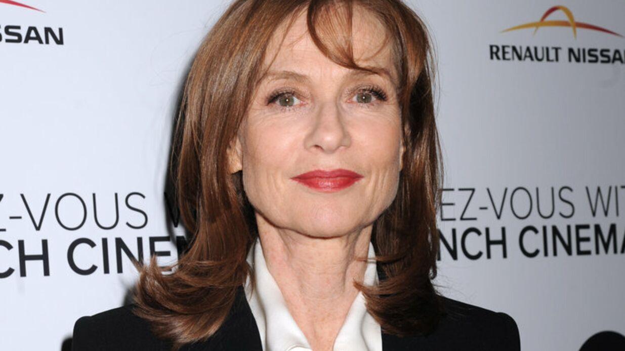 Isabelle Huppert: Personne ne l'avait reconnue lors d'une montée des marches à Cannes