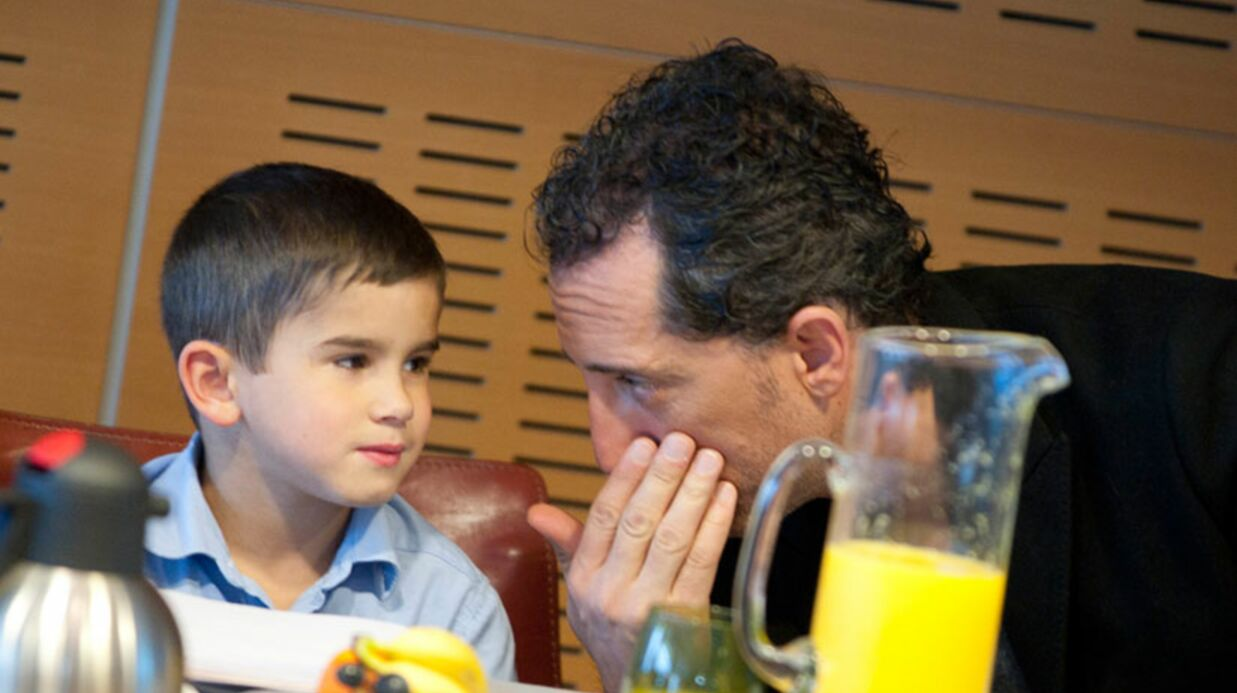 Gad Elmaleh soutient les enfants malades pour le Téléthon