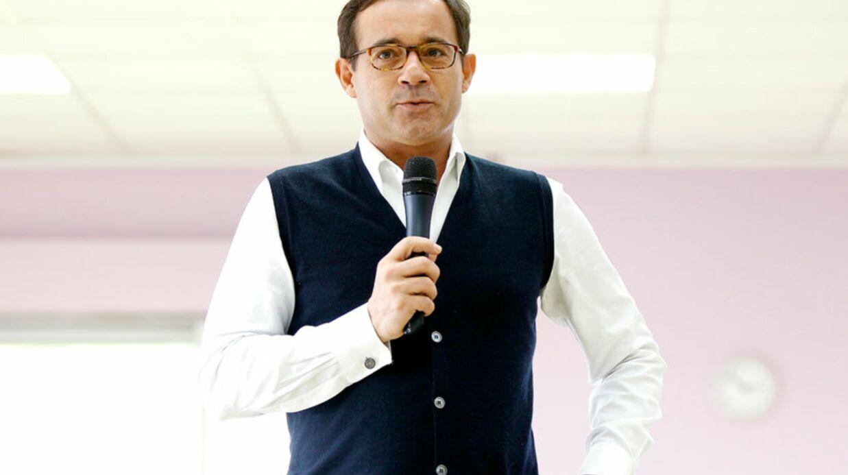 Jean-Luc Delarue annonce être atteint d'un cancer de l'estomac