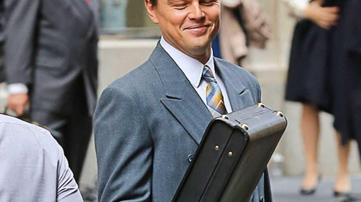 Leonardo DiCaprio fait une bonne action en buvant du champagne