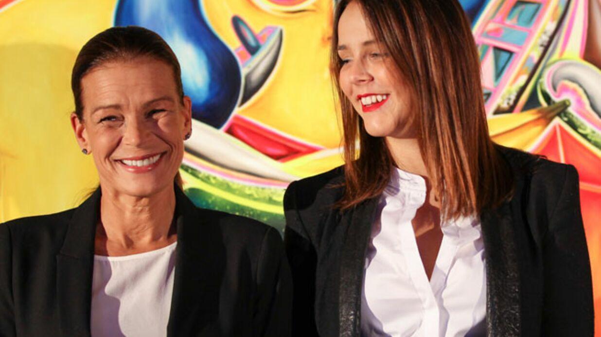 PHOTOS Stéphanie de Monaco et sa fille Pauline heureuses de se retrouver pour une soirée