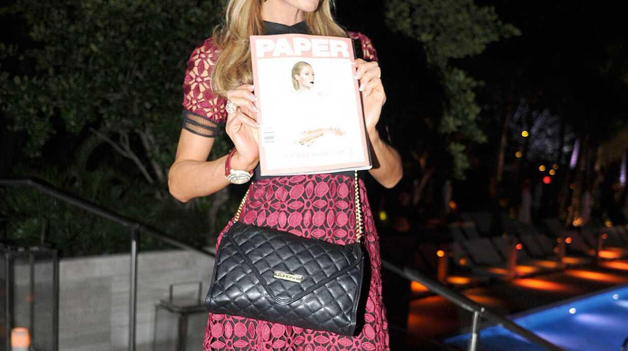 PHOTOS Paris Hilton pose les fesses à l'air pour le magazine Paper