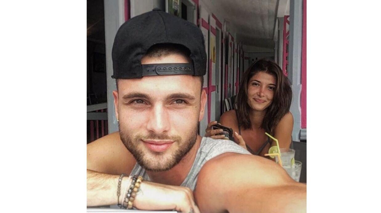 PHOTOS Bastien et Mélanie (Secret Story 10): toujours en couple ils s'éclatent en vacances