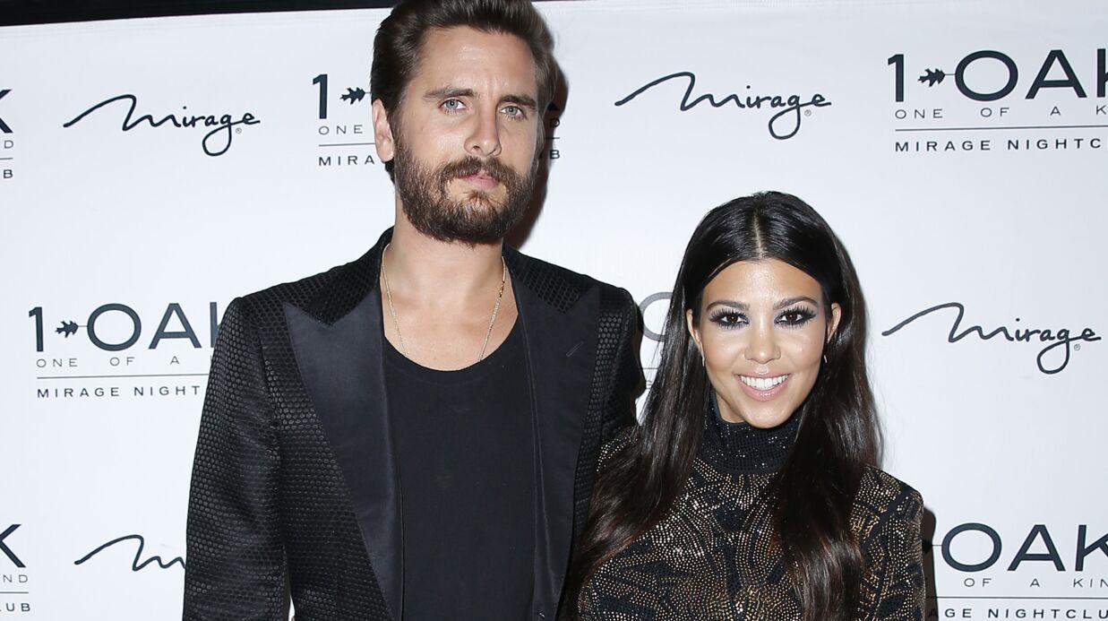 Kourtney Kardashian et Scott Disick sont à nouveau ensemble