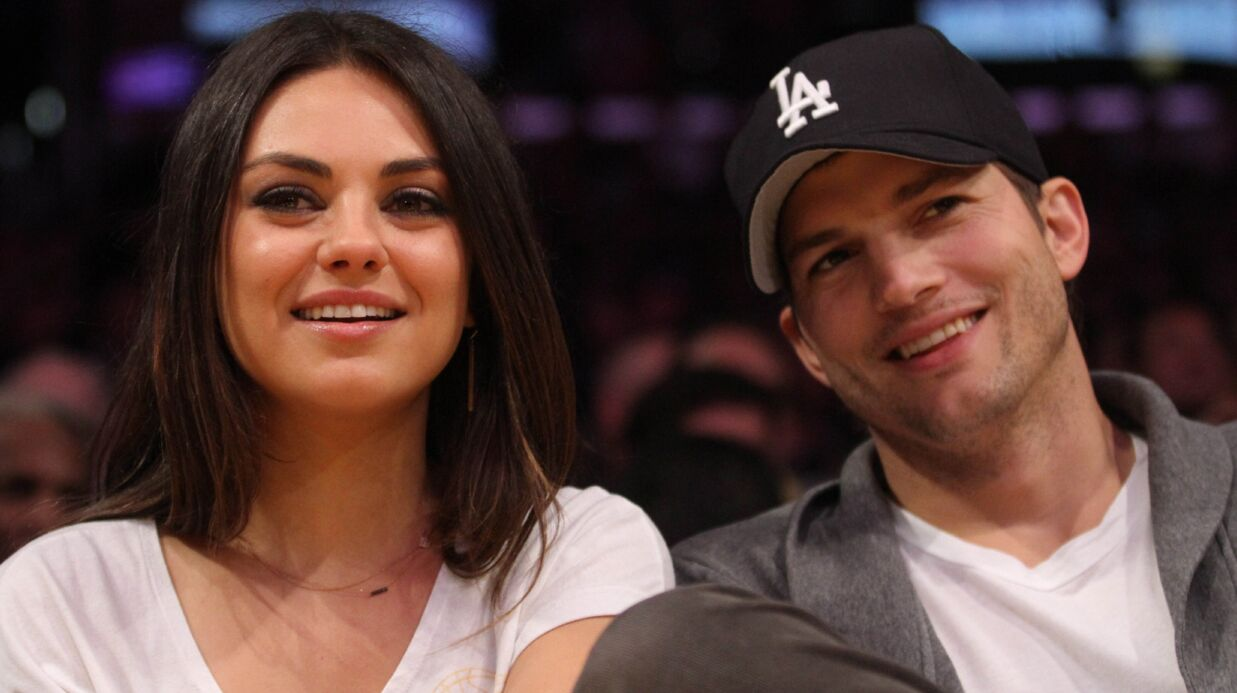 Mila Kunis et Ashton Kutcher parents pour la deuxième fois
