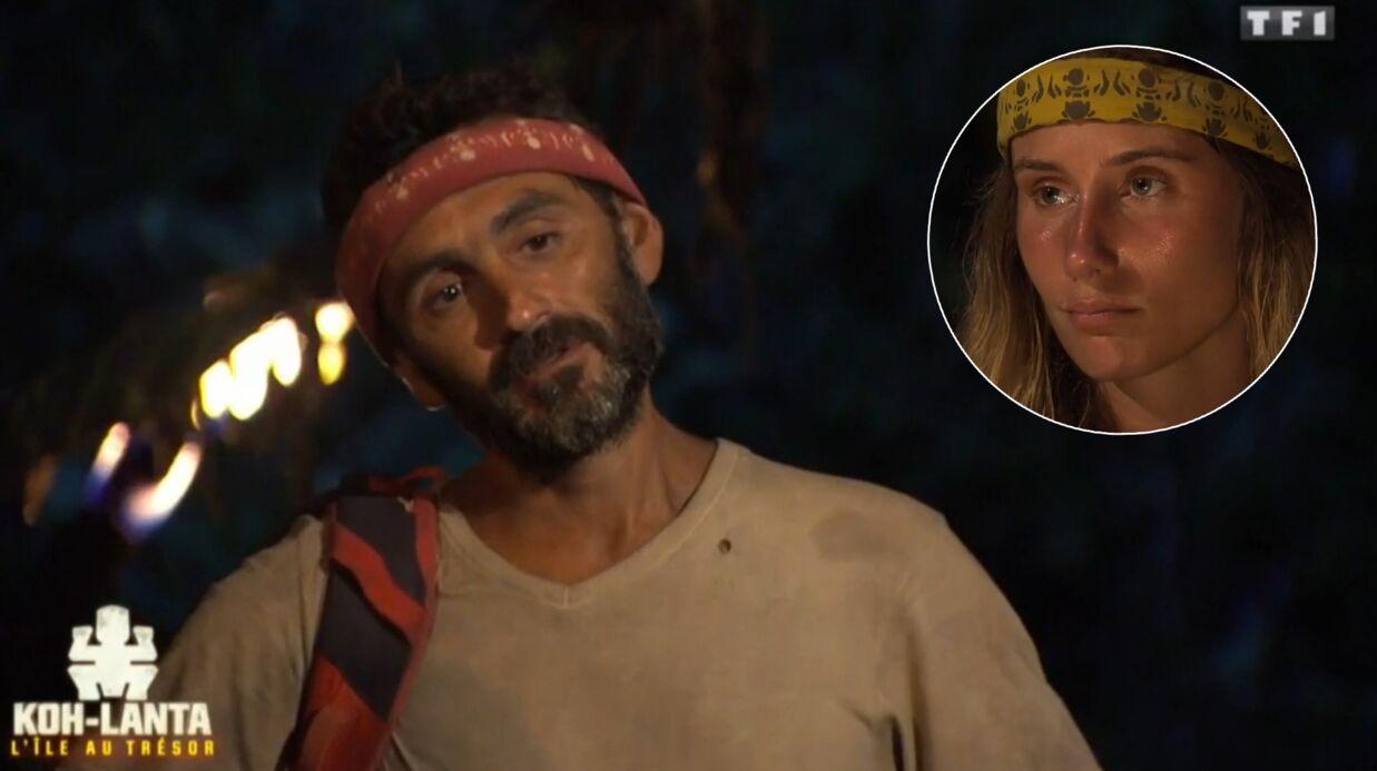 Stéphane (Koh-Lanta) se paye Jesta: «Elle n'avait même pas sa place dans ce jeu»