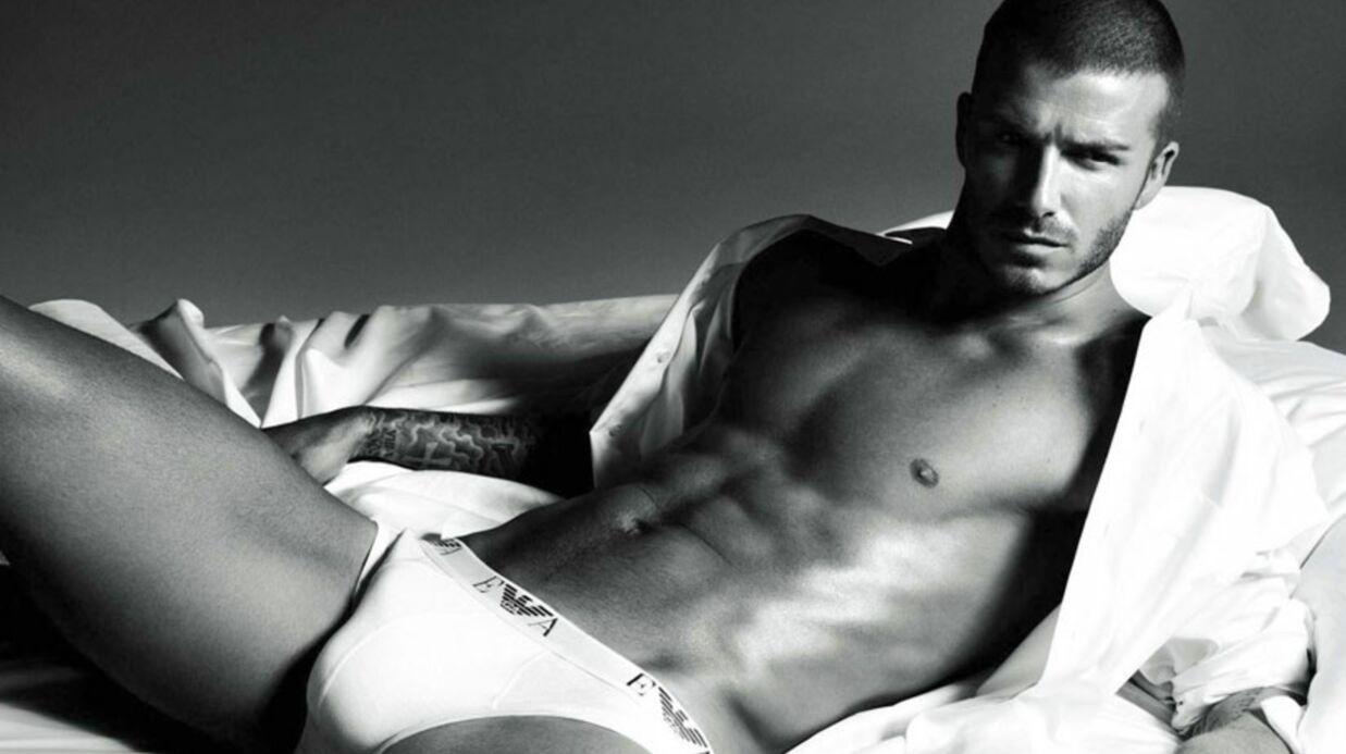 PHOTOS David Beckham ne posera plus jamais nu