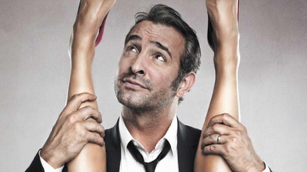 Des affiches du film Infidèles avec Jean Dujardin censurées