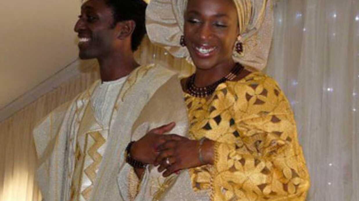 PHOTOS L'incroyable mariage de Keziah Jones
