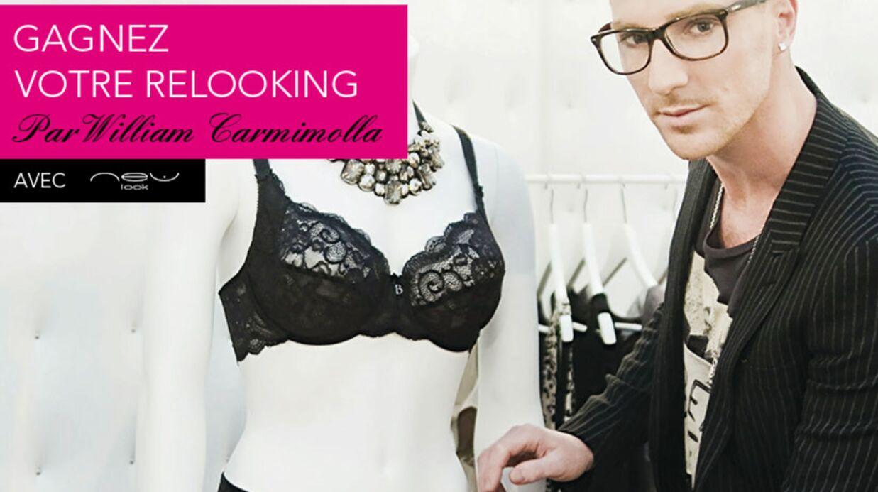 Jeu concours: gagnez votre relooking avec William Carnimolla et New Look