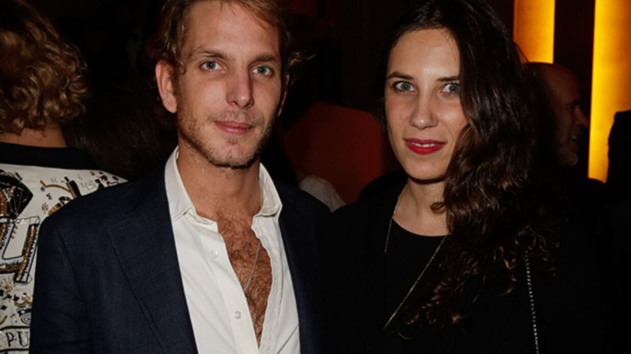 Andrea Casiraghi a épousé religieusement Tatiana à Gstaad