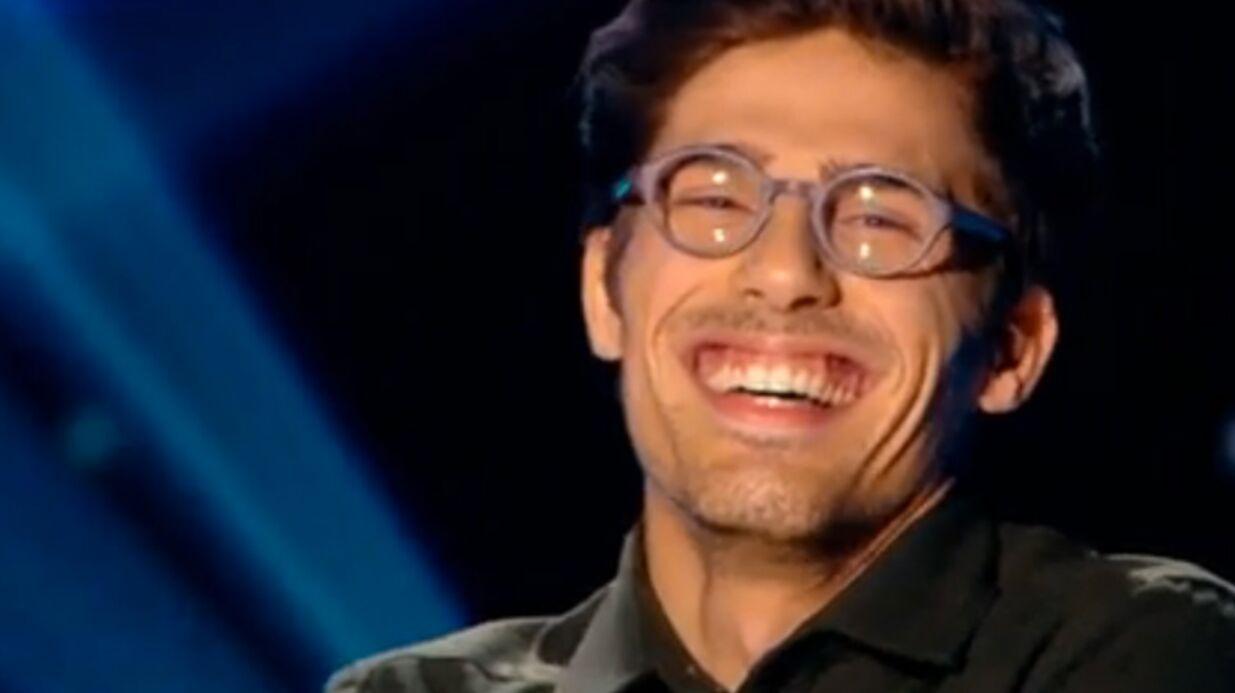 The Voice: un des talents de Mika nu sur le net