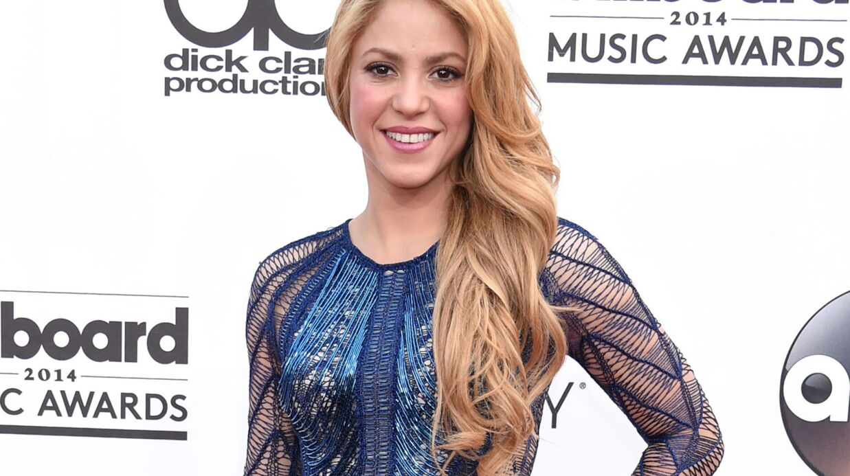 PHOTO Shakira poste un selfie sans maquillage et le résultat est bluffant