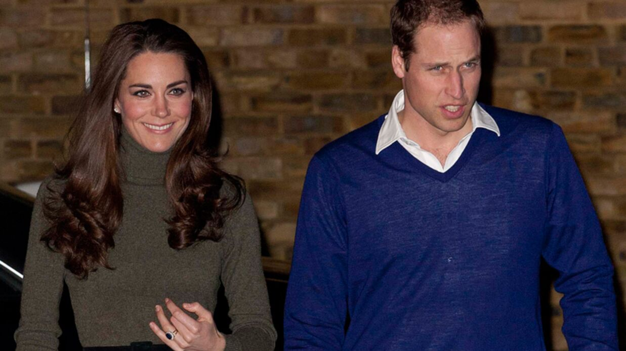 PHOTOS Le 31 décembre du prince William et de Kate Midd­le­ton