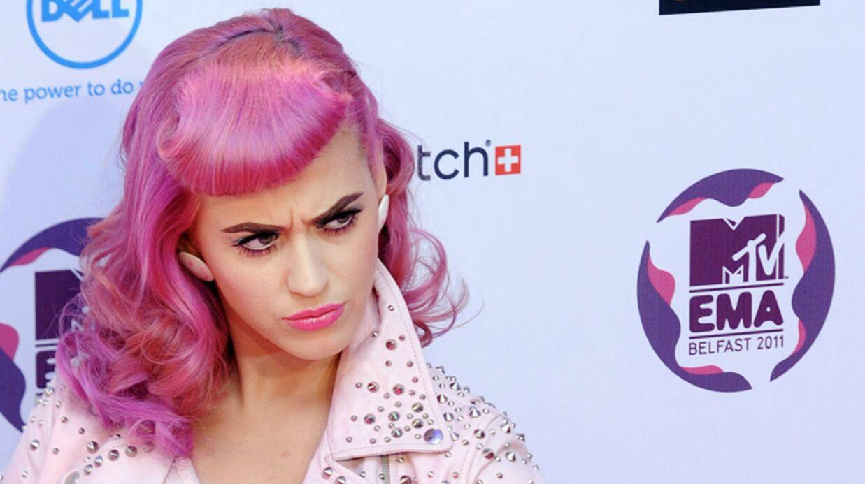 Katy Perry: son mariage pourrait lui coûter 20 millions de dollars