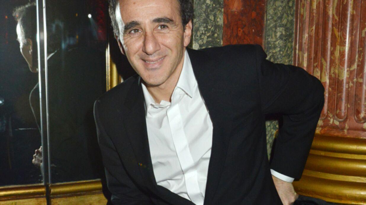 Elie Semoun a peur de devenir «ringard et à côté de la plaque»