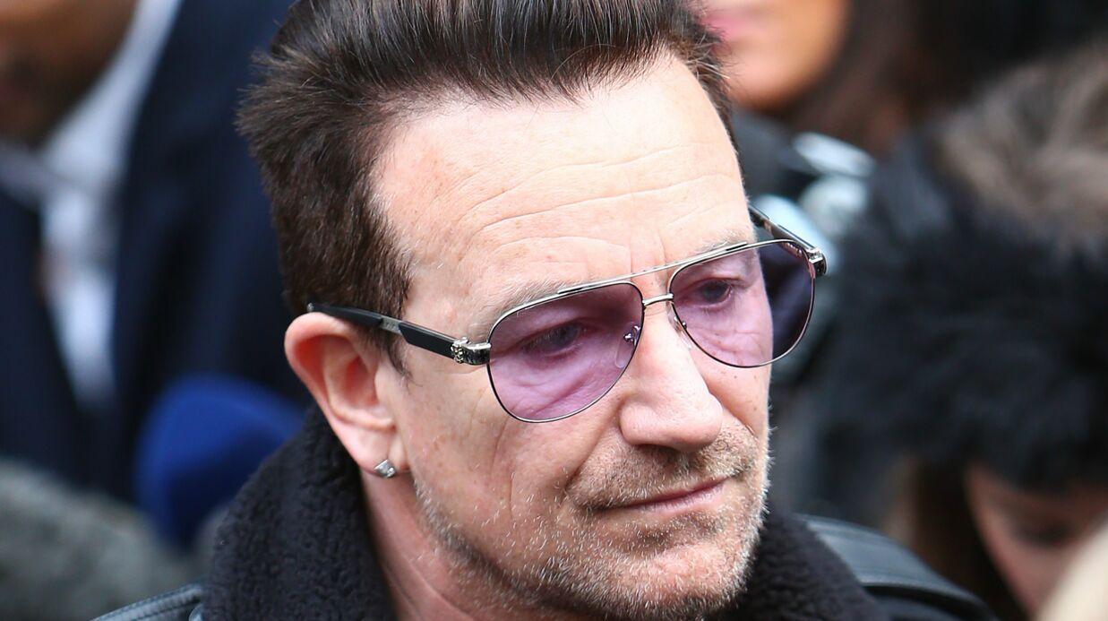 Suite à son accident de vélo Bono pourrait ne plus pouvoir jouer de guitare