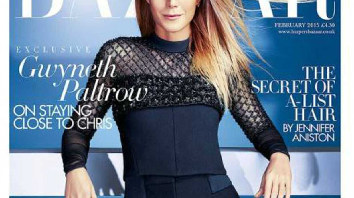 Gwyneth Paltrow décrypte son divorce avec Chris Martin