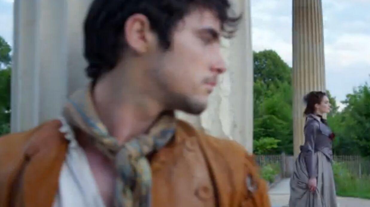VIDEO Louis Delort de The Voice dans une comédie musicale