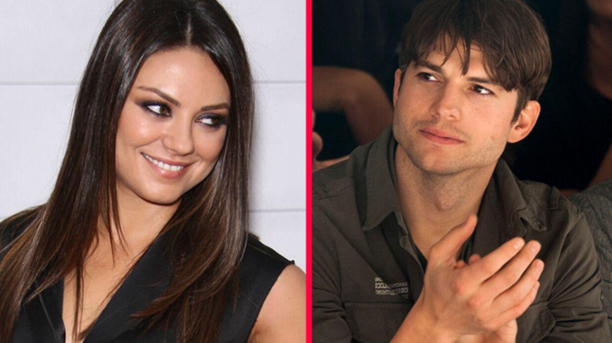 Ashton Kutcher et Mila Kunis sont vraiment en couple