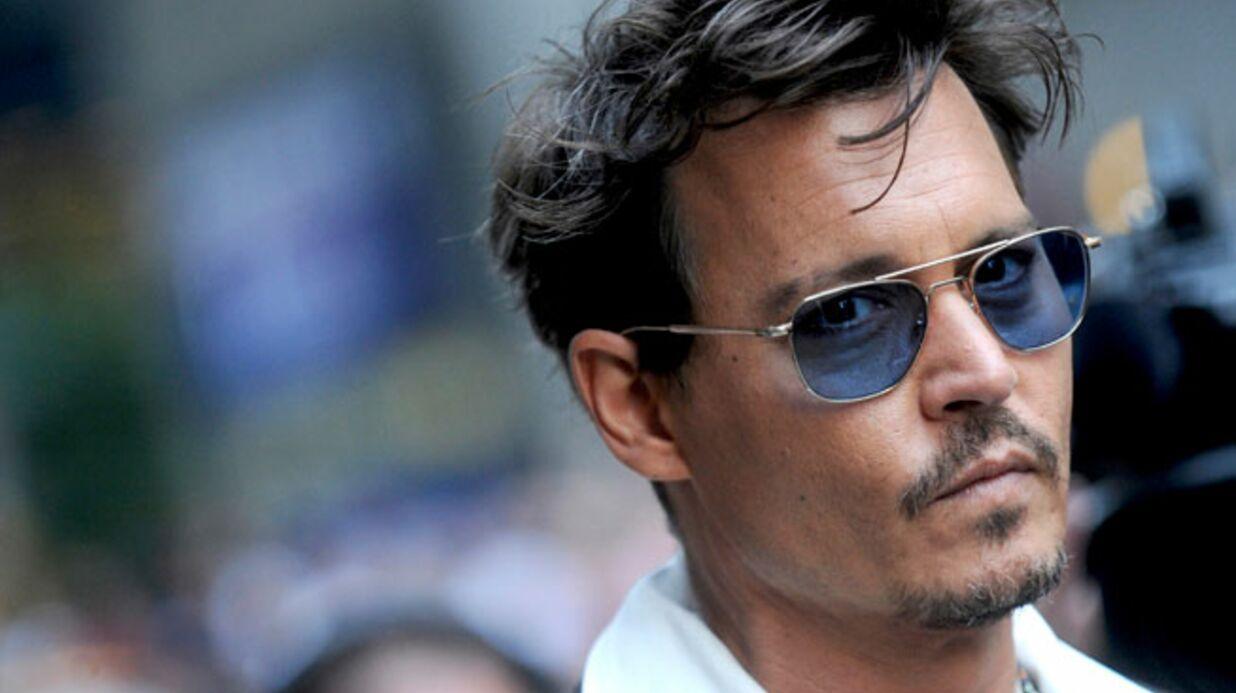 Johnny Depp raconte comment ses enfants ont vécu sa rupture avec Vanessa Paradis
