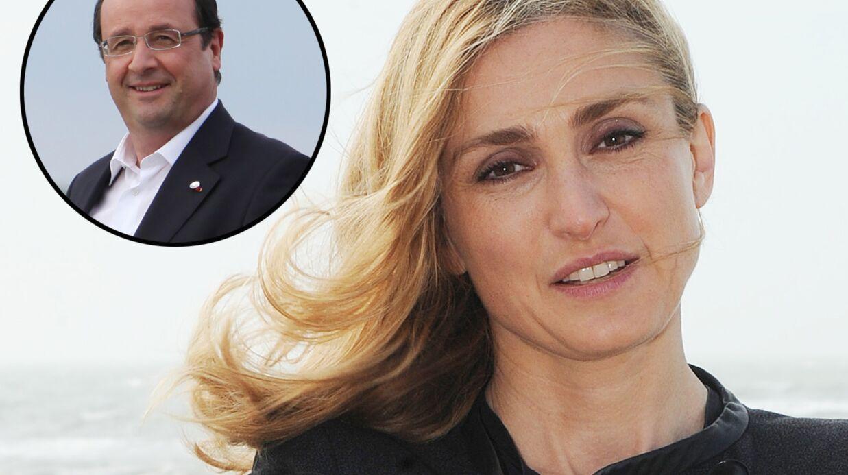 Quel est le film de Julie Gayet que François Hollande préfère? L'actrice répond!